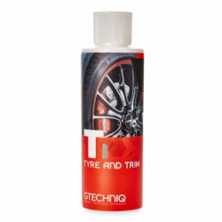 GTECHNIQ T1 Tyre and Trim:...